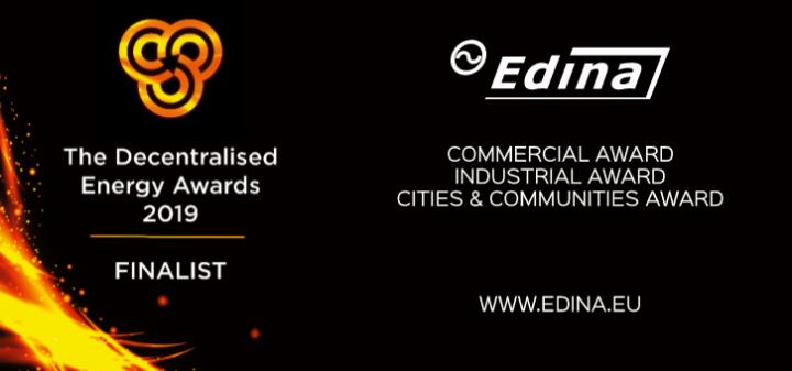 Decentralised Energy Awards 2019