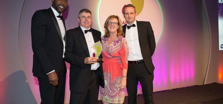 Edina wins UK AD Biogas Awards 2016