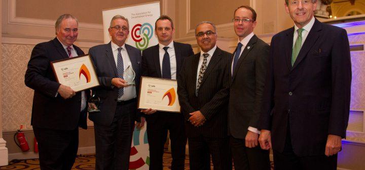 Edina recognised at ADE Awards 2017