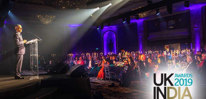 Delegates attendiing the UK-India Awards