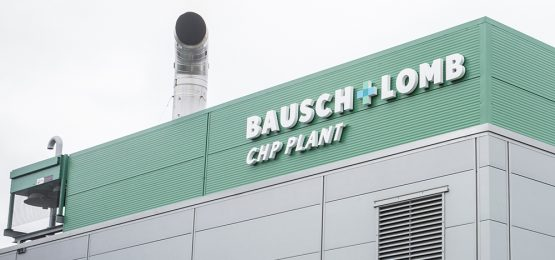 Bausch-and-lomb-CHP-energy-centre