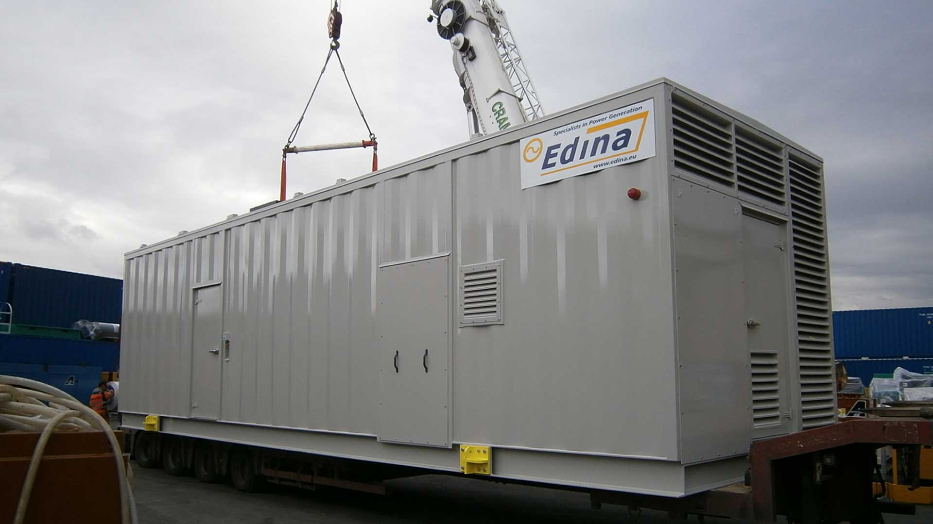 Esholt Sewage Treatment Works