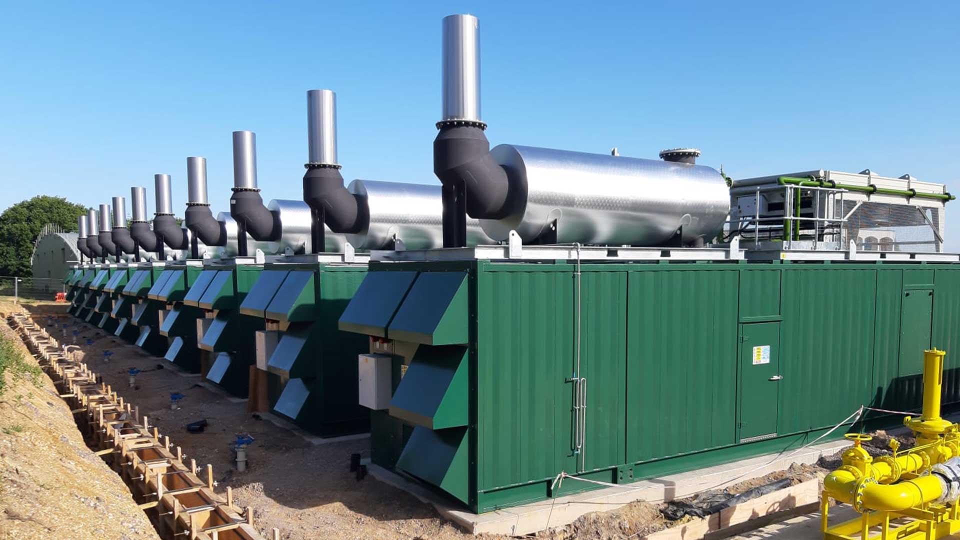 Welsh Power STOR Peaking Plant Portfolio