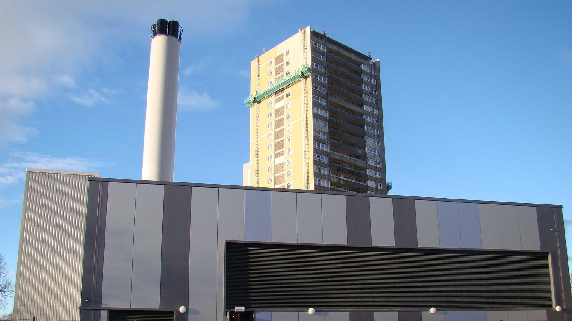 Wyndford District Heating