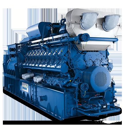 MWM TCG 2020 Gas Engine
